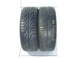 2x Pirelli POWERGY P 6000 205 55 R15 88 V  [2000] 75%